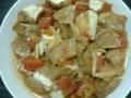 茄汁油豆腐